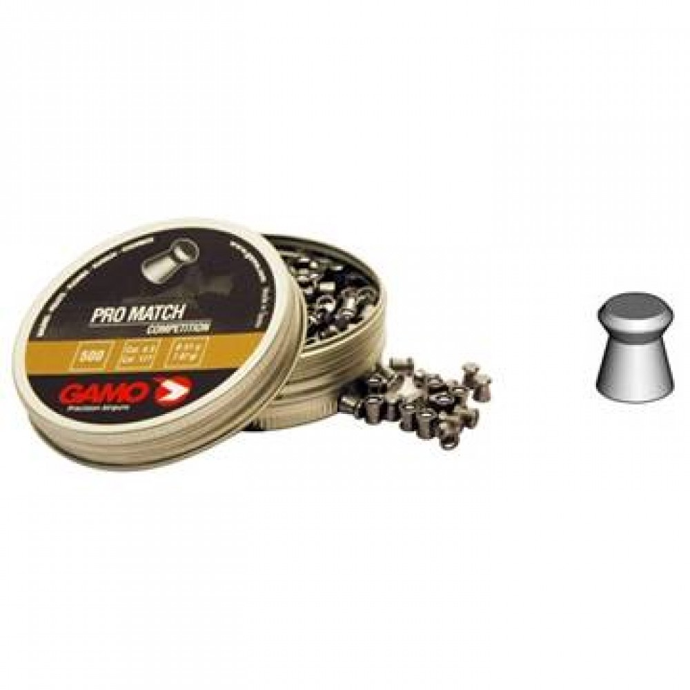 GAMO CUTIE METAL 500 PRO.MATCH 4,5MM.