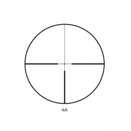 LUNETA DELTA TITANIUM 2.5-15X56 HD CU RETICUL 4A CU PUNCT LUMINOS