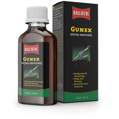 BALLISTOL FLACON ULEI ARMA GUNEX 2000 50ML