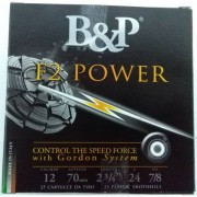BASCHIERI & PELLAGRI F2 POWER 12/24/2,4MM(7,5) SKEET-TRAP