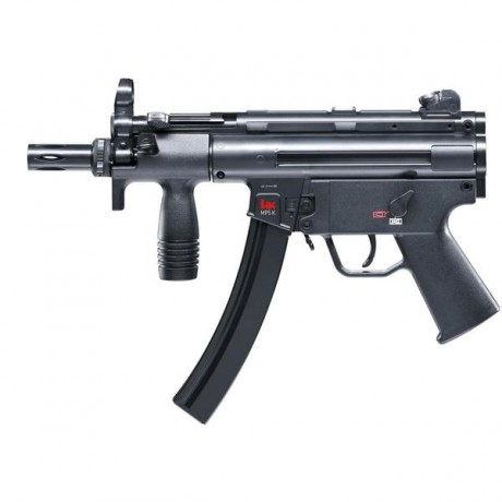 UMAREX ARMA CO2 AIRSOFT HEKLER&KOCH MP5 K 6MM 30BB 2,5J