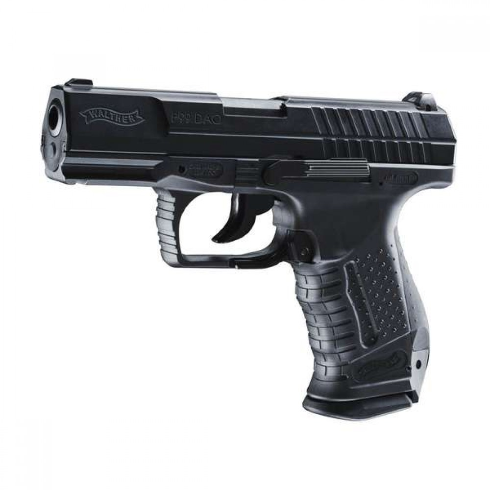 UMAREX CO2 AIRSOFT WALTHER P99 DAO 6MM 15BB 2J