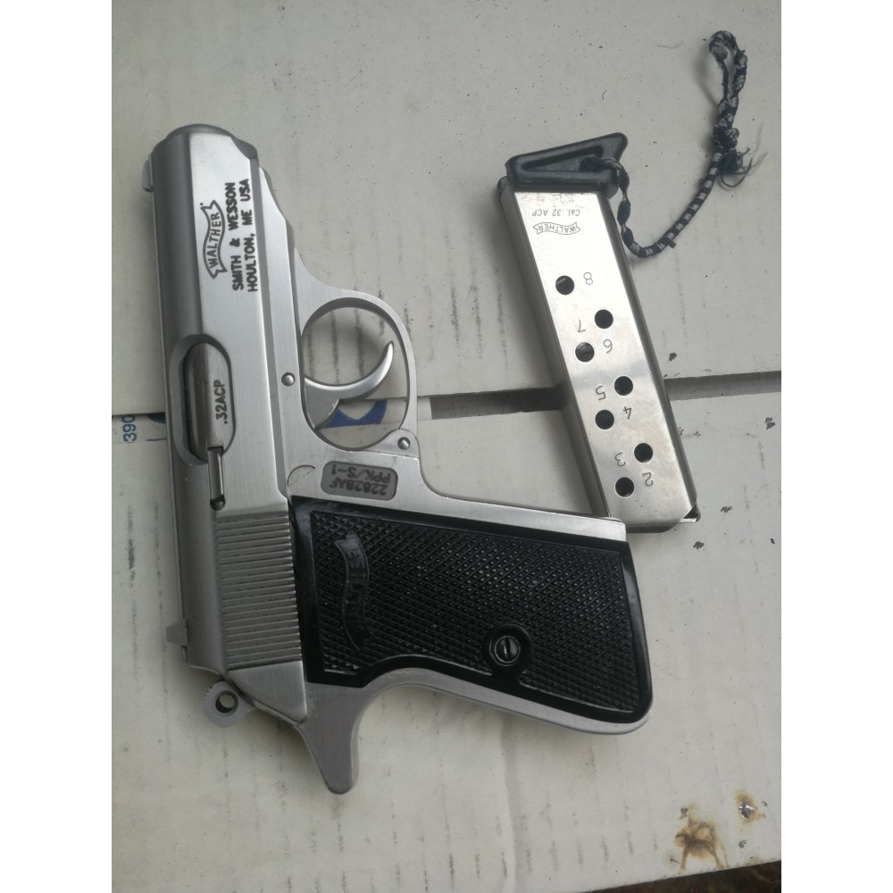 Pistol cu glonț