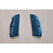 Cz Shadow 2 presele albastre aluminiu