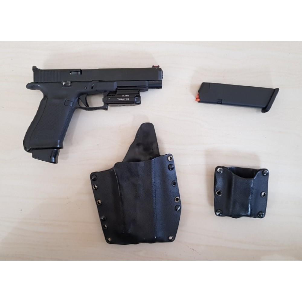 Pistol Glock 34 MOS generatia 5