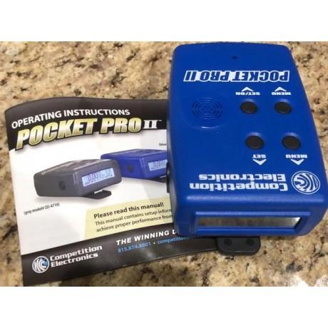 Shot timer Pocket Pro II