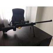 Arma Aer Comprimat Gamo HPA MI IGT 5.5 + Bipod + Luneta