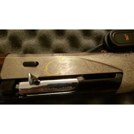 Lisa semiautomata Benelli Raffaello Powerbore Deluxe sau la schimb cu blaser F16 + diferenta