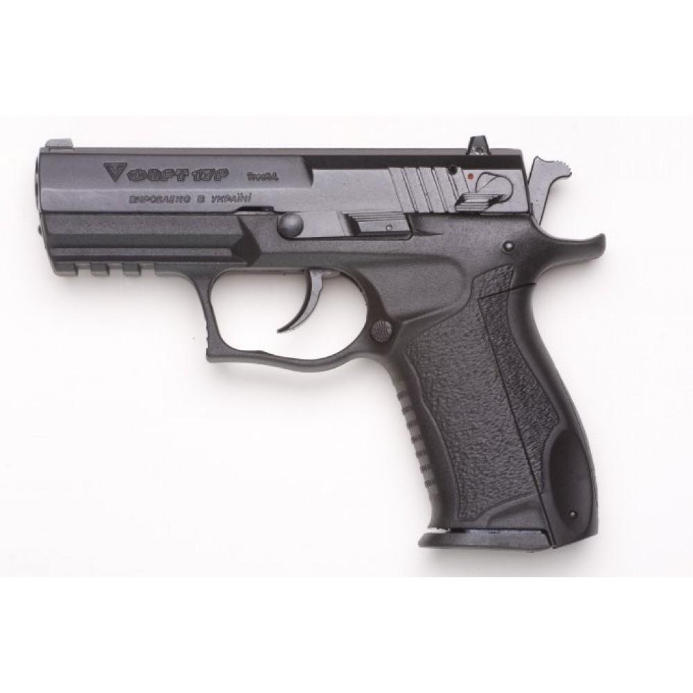 Pistol autoaparare Fort 17R 9mm PA munitie neletala (bila cauciuc)