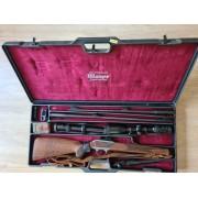 Blaser R93 luxus,.300 Weatherby Magnum + 9,3x62