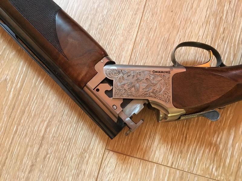 Browning 525 hunter light cal 12