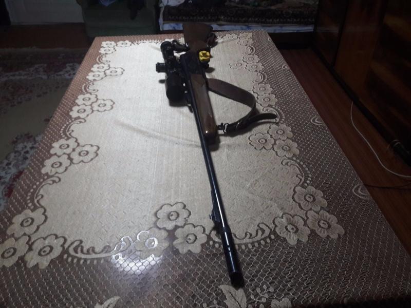 Carabina Browning Safari