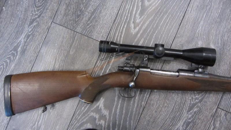Carabina cal.7x64 mod.Mauser