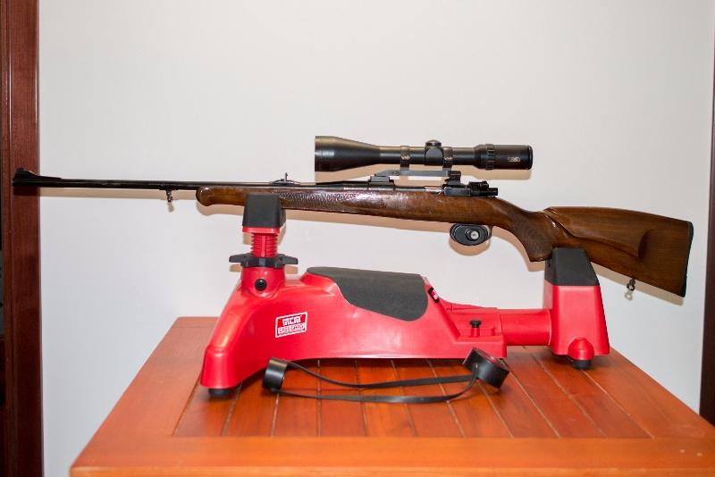 Carabina CZ sist. Mauser 98 cal 30.06