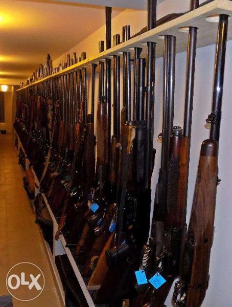 Depozitari arme si munitii