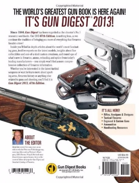 Gun Digest, Blood Lessons. Before Conflict