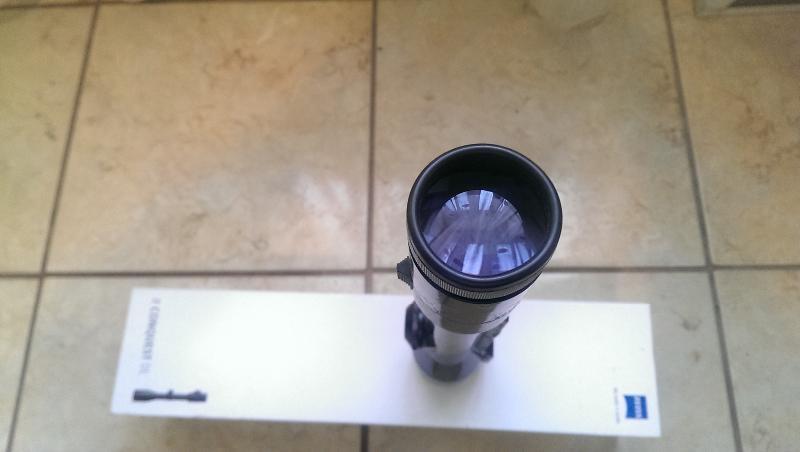 luneta vanatoare ZEISS DIAVARI Z 1,5-6x42 ret 4
