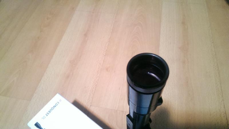 luneta vanatoare zeiss diavari-z 2,5-10x52 T* reticul 8