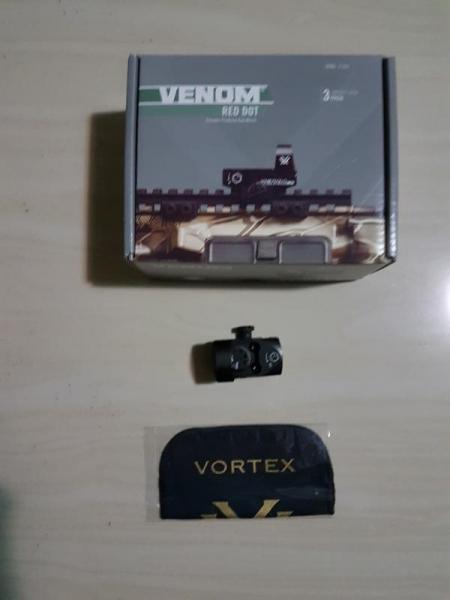Red Dot Vortex Venom