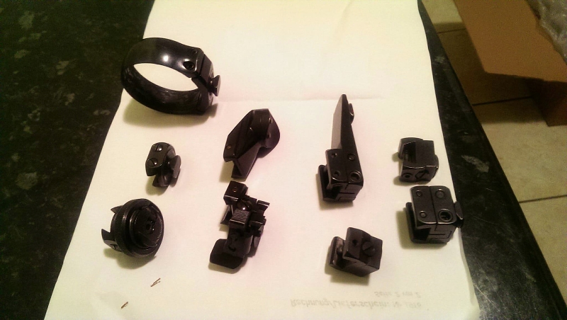 Sisteme si prinderi lunete de vanatoare