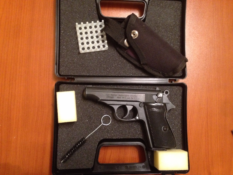 Walther PPk 10x22T